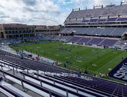 Amon G Carter Stadium Section 230 Seat Views Seatgeek