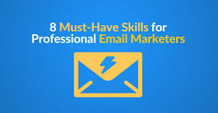 Professional Skill Set 8 Must Have Skills For Professional Email Marketers Automizy