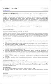 Free Rn Resume Template examples of nurse resume domosenstk 42