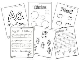 © contributed by leanne guenther. The Catholic Toolbox Free Preschool Worksheets
