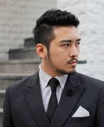 Asian short hairstyles for men