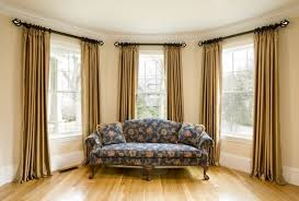 Custom Drapery Rods For Wide Windows Pictures 44