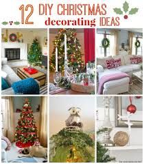 top 12 diy christmas decorating ideas diy christmas holidays