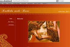 Online Wedding Invitations Free Beautiful Myshaadiin