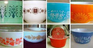 Rare Pyrex Patterns