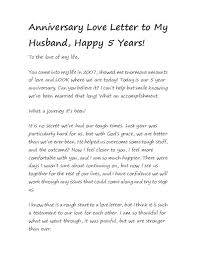 50 Romantic Anniversary Letters For Him Or Her Template Lab