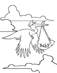 Kleurplaat Baby Animaatjesnl