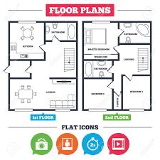 floor plan symbols bathroom. Architecture Plan With Furniture. House Floor Plan. Photo Camera Icon. Flash Light And Symbols Bathroom R