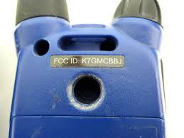 motorola k7gmcbbj. lot of 2 - motorola talkabout two-way radio k7gmcbbj kem-ml36100 no charger k7gmcbbj e
