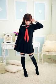 <b>Jk Japanese School Sailor</b> Uniform School Class Navy Sailor ...