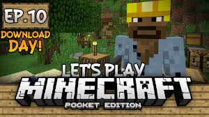 Minecraft Pe Bedroom Survival Lets Play Ep 10 Dd My Own Bedroom Minecraft Pe