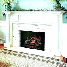 electric fireplace logs inserts