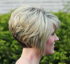 Short Haircuts For Thick Hair Back View Lucyh Info