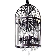 industrial home lighting. Top 26 Ace Chandelier In Cage With Decor Vintage Industrial Pendant Light Bird Crystal And Modern For Home Lighting Design Unique Your Idea Style
