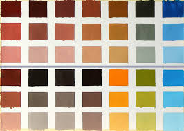 Harris Paint Color Chart