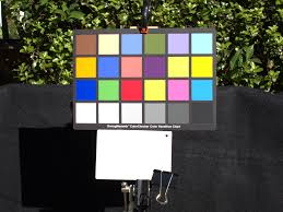 Gretagmacbeth Colorchecker Chart Color Charts From Canon Powershot S95 And Eos 20d