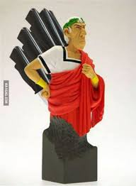 Julius Caesar Pencil Holder Enchanting Julius Caesar Knife Holder Things To Buy Pinterest Knife