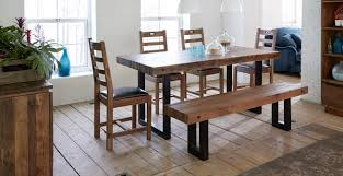 mission dining room furniture dinner table and chairs set dining room table bench sets