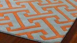 orange area rug sumptuous turquoise and orange area rug rugs blue regarding plan 5 orange area orange area rug
