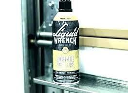 garage door lube 3 in 1 garage door lube liquid wrench oz automotive 3 in 1