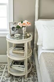 medium size of round white nightstand table black nightstand nightstands and round night stands image white