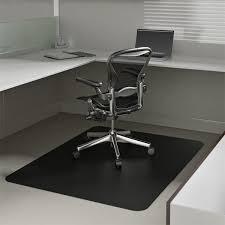 amazing black chair mats are black office desk mats american floor mats in desk floor mat popular