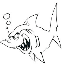coloring page shark great white shark coloring page shark coloring pages printable coloring page of a shark free shark coloring pages clip arts