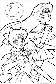 Small Picture sailor moon coloring pages Sailor Moon Coloring Pages Venus