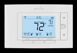 sensi wi fi programmable thermostat for connected homes search support