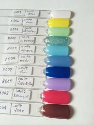 楽天市場shio723さんのジェルネイル全230色 ネイル工房発カラー