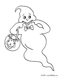 Ghost Coloring Pages 27 Printables To Color Online For Halloween