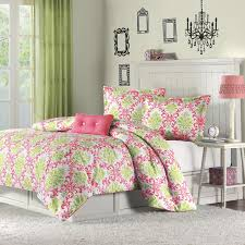 magnificent green patchtastic custom dorm bedding preppy lilly pulitzer pink as wells