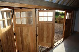 bi fold garage doorsDoors Bespoke Design and Build Sudbury Suffolk East Anglia