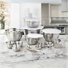 Better Homes And Gardens Kitchen Better Homes And Garden 21 Piece Stainless Steel Mix And Measure