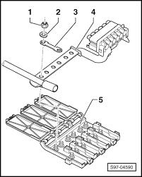 skoda workshop manuals > fabia mk2 > vehicle electrics s97 4590