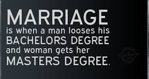 Funny Marriage Quotes. QuotesGram via Relatably.com