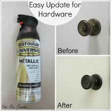 Easy Update For Door Hardware