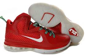 lebron 9 shoes. reflect silver sport red white lucky green lebron 9 shoes christmas