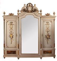 Mahogany Bedroom Suite A Cream Painted And Gilded Mahogany Bedroom Suite Of Louis Xvi Design