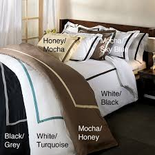 superior hotel collection 300 thread count cotton sateen duvet cover set free on orders over 45 com 14173323