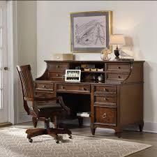 vintage computer desks with hutch