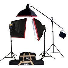 britek fk5800b 5800w fluorescent lighting kit