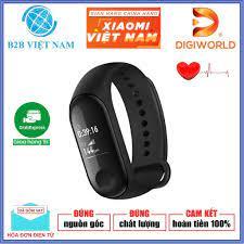 Vòng Đeo Tay Thông Minh Xiaomi Miband 3 – Chính Hãng Digiworld | - Minh Ánh  Store - Mua Sắm Trực Tuyến Số 1 Việt Nam