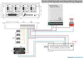 gecko circuit board wiring diagram wiring library g540 wiring diagram spindle control