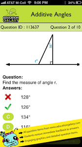 square 8th grade math common core geometry algebra functions linear equations square
