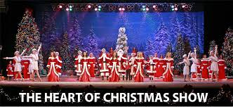 Annual Heart Of Christmas Show Returns To The Crown Theatre Crown