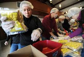 holiday volunteer opportunities around southwestern connecticut bridgeport rescue mission the great thanksgiving project when nov