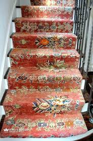 antique runner rugs runner rug cut to fit antique runner custom fit to a beautiful staircase stairs stair carpet antique persian runner rugs for