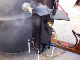 decided to build a cold smoke generator for cold smoking and to provide and regulate the smoke in my buford cooks naming it the smoke pak