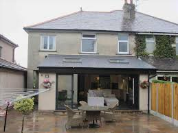kitchen extension roof designs